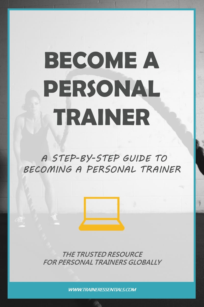 How To Become A Personal Trainer Pinterest