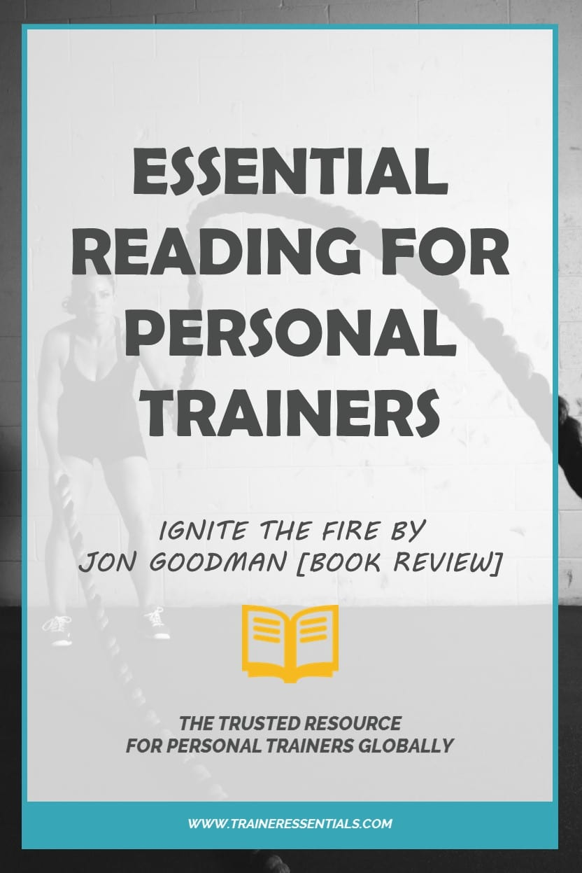 Ignite the Fire Book Review Pinterest