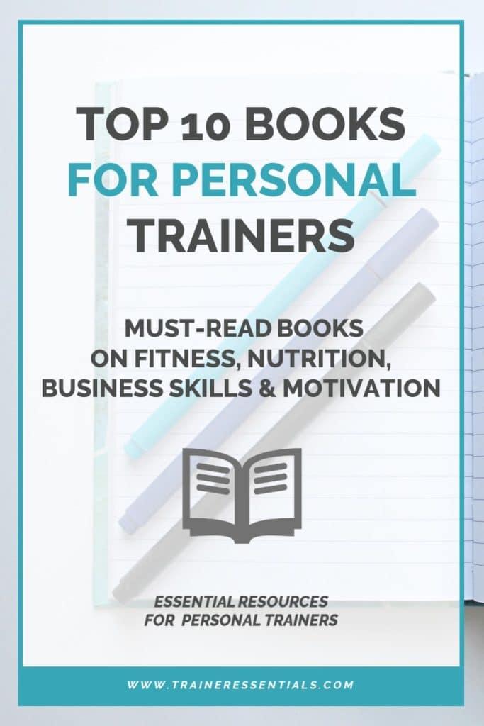 Best Personal Training Books Pinterest