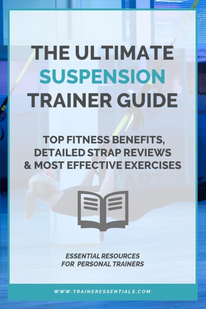 Suspension Trainer Guide Pinterest