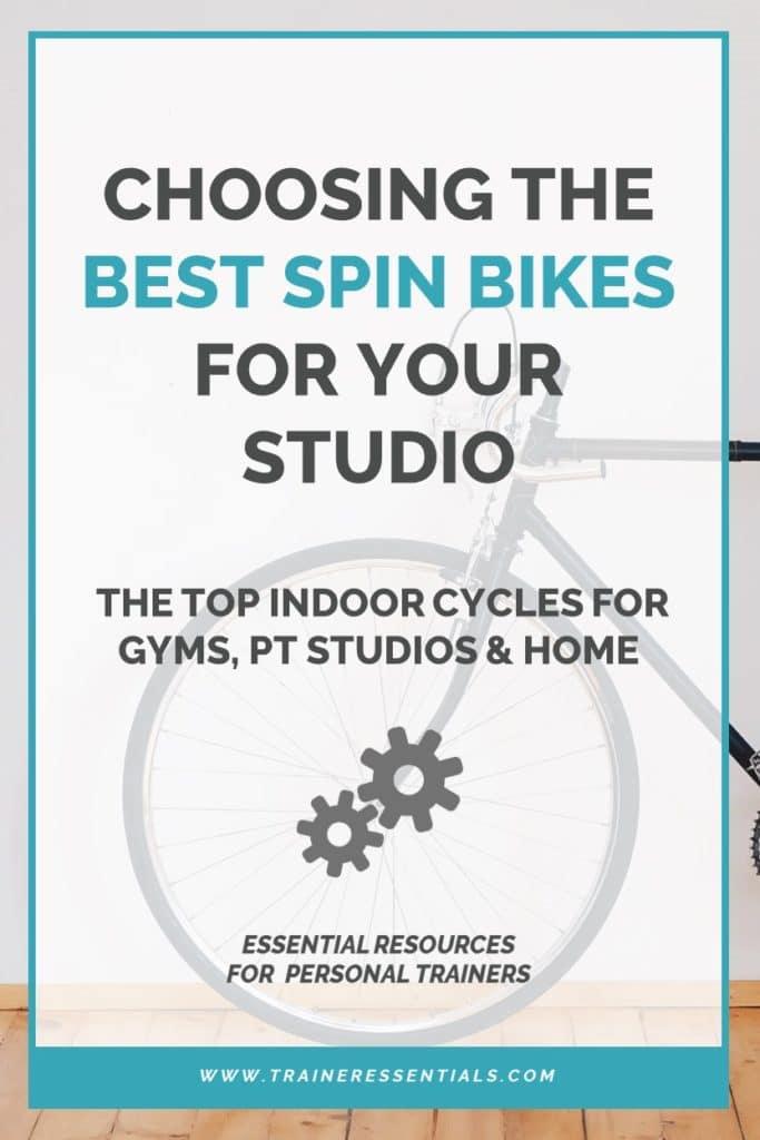 Best Spin Bikes Pinterest