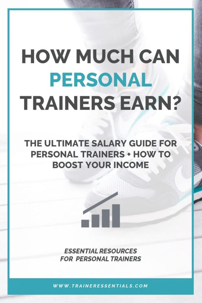 Personal Trainer Income Revenue Guide