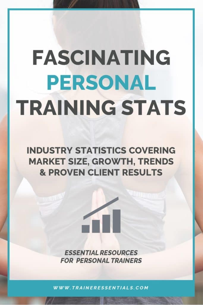 Personal Training Industry Statistics Pinterest