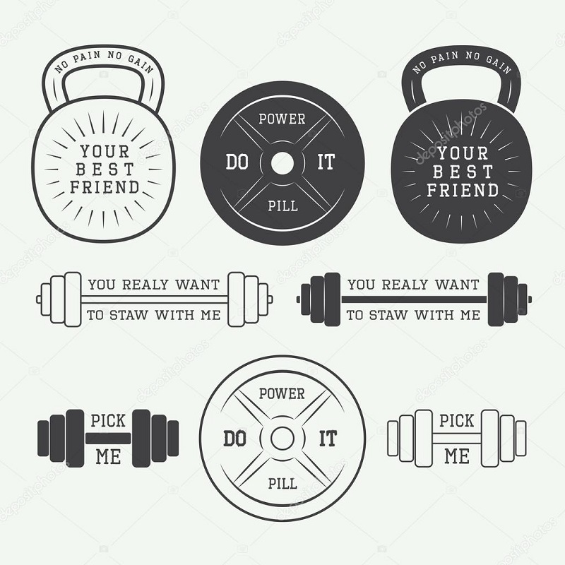Personal Trainer Logo Ideas
