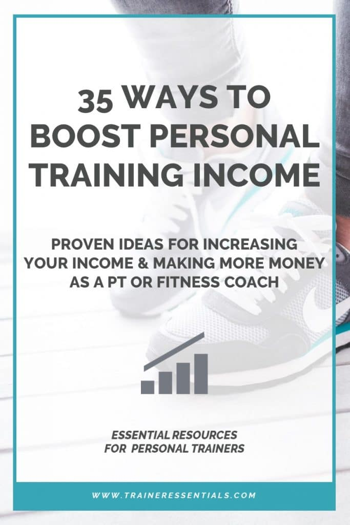 Passive Income for Personal Trainers