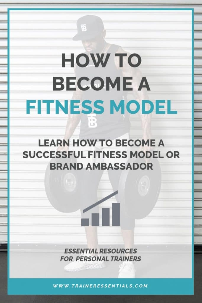 How To Become a Fitness Model Brand Ambassador