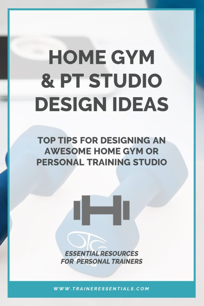 Home Gym Ideas Personal Training Studio