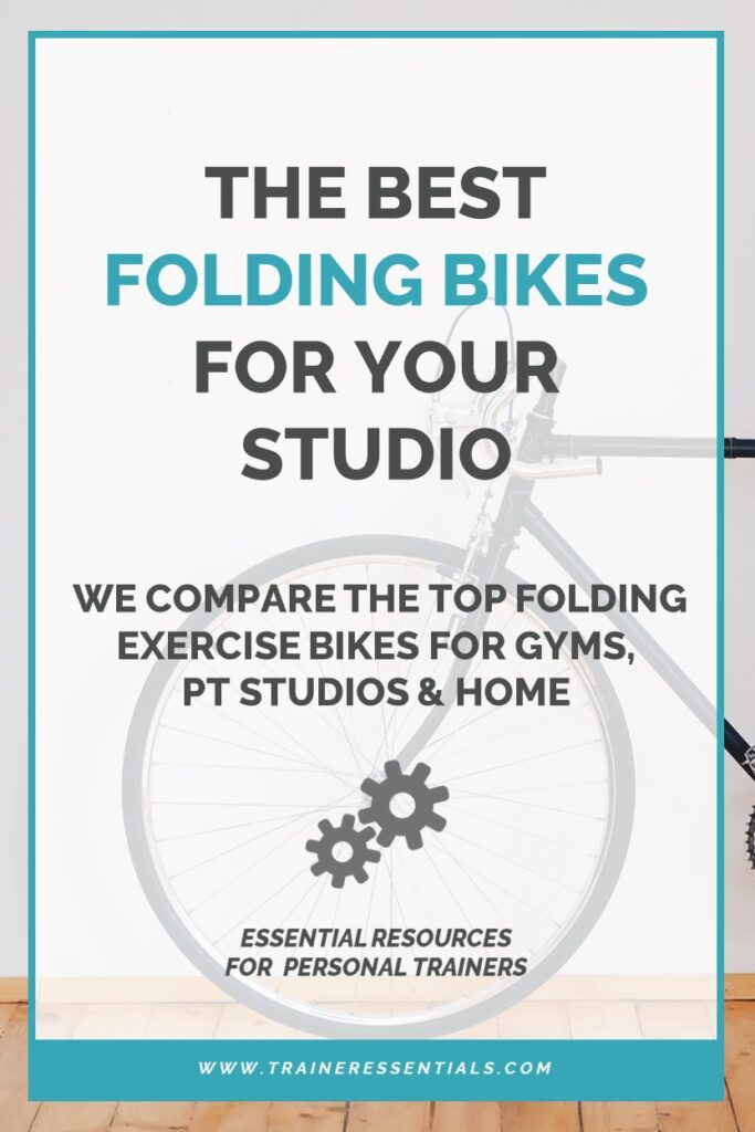 Best Folding Exercise Bikes For Home Gyms