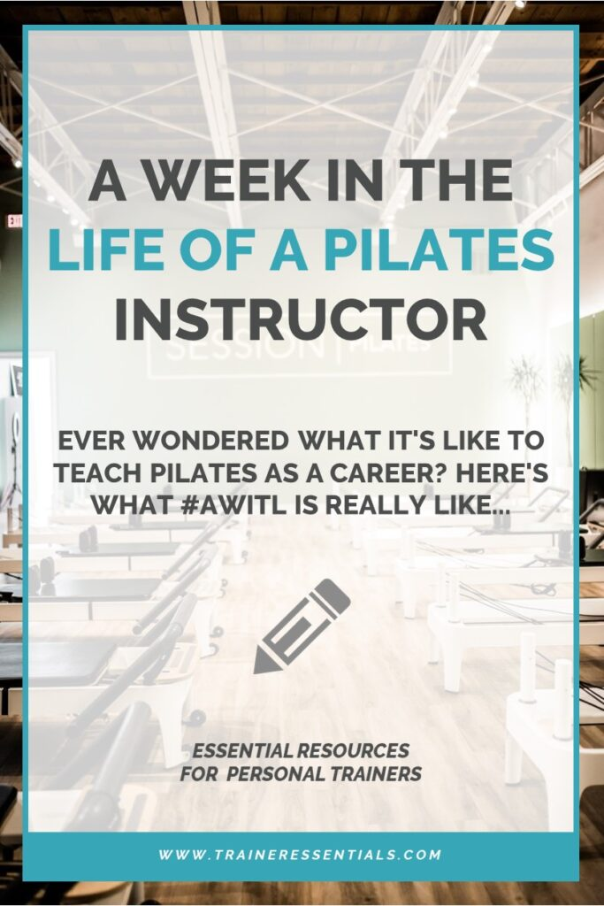 What Its Like To Be Pilates Instructor